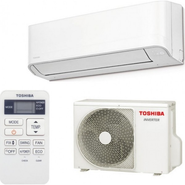Toshiba Seiya RAS-B24J2KVG-E/RAS-24J2AVG-E Κλιματιστικό Inverter 24000 BTU